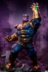 Sideshow - Marvel Collectibles - Thanos (Modern Version) Statue