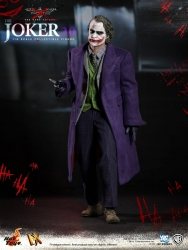Hot Toys - 1/6 Scale The Dark Knight The Joker 2.0 - DX Series