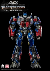 Threezero - Transformers ROTF Optimus Prime DLX Scale Collectible Figure