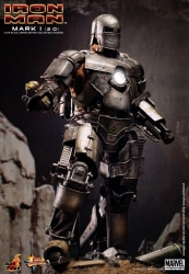Hot Toys - 1/6 Scale Iron-Man Mark 1 Ver 2.0 Collectible Figure