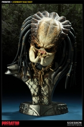 Sideshow - Predator Legendary Scale Bust