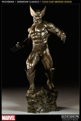 Sideshow - Wolverine Classics Statue