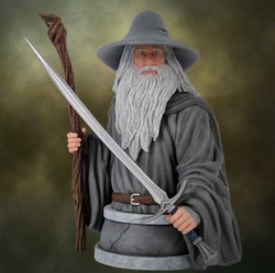 Gentle Giant - Hobbit - Gandalf Mini Bust