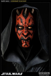 Sideshow - Darth Maul Legendary Scale Bust