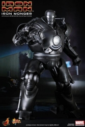 Hot Toys - 1/6 Scale Iron Man - Iron Monger Collectible Figure