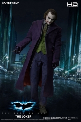 Enterbay - 1/4 Scale HD Masterpiece - The Dark Knight Joker Collectible Figure