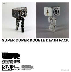 ThreeA - 3A - 1/12 Scale WWRp Super double death pack
