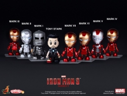 Hot Toys - Iron Man 3 - Cosbaby Series 1 Collectible Figure