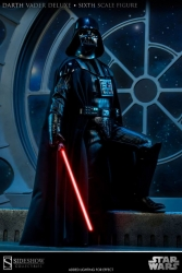 Sideshow - Star Wars 1/6 Scale Darth Vader Deluxe Action Figure