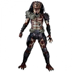"Neca - 7"" Predators Series 5 Action Figure Set of 3"