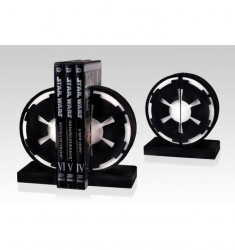 Gentle Giant - Star Wars - Imperial Seal Bookends
