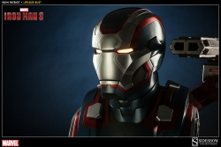 Sideshow - Marvel Comics - Iron Patriot Life-Size Bust