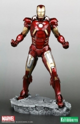 Kotobukiya - The Avengers Movie Iron Man Mark VII ARTFX Statue
