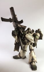 ThreeA - Gundam x Ashley Wood Zaku Action Figure