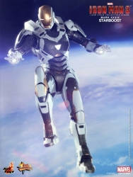 Hot Toys - 1/6 Scale Iron Man 3 - Starboost (Mark XXXIX) Collectible Figure
