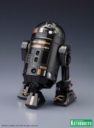 Kotobukiya - Star Wars R2-Q5 ARTFX+ Statue 2013 NYCC Exclusive Edition