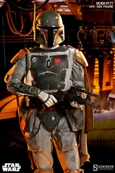 Sideshow - Star Wars Collectibles - Boba Fett Life-Size Figure