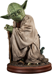 Sideshow - Star Wars Collectibles - Yoda Life-Size Figure