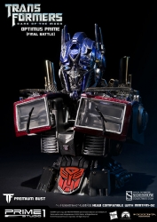 Prime 1 Studio - Transformers - Optimus Prime (Final Battle Version) Bust