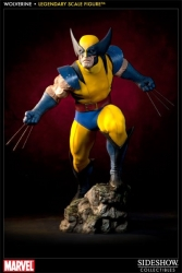 Sideshow - Wolverine Legendary Scale(TM) Figure
