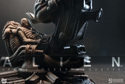 Sideshow - Alien Collectibles - Space Jockey Maquette Statue