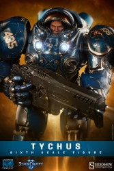 Sideshow - Starcraft II - 1/6 Scale Tychus Action Figure