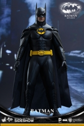Hot Toys - 1/6 Scale Batman Returns - Batman and Bruce Wayne Collectible Set