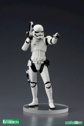 Kotobukiya - Star Wars The Force Awakens - First Order Stormtroopers ARTFX+ Statue Twin Pack