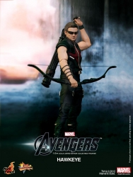 Hot Toys - 1/6th scale The Avengers Hawkeye Limited Edition Collectible Figurine