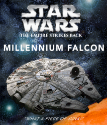 EFX Collectibles - Star Wars The Empire Strikes Back - Millennium Falcon