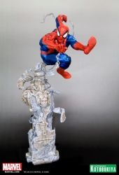 Kotobukiya - Spider-Man Unleashed Fine Art Statue