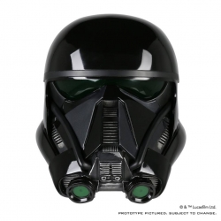 Anovos - Star Wars Rogue One - Death Trooper Helmet Prop Replica