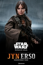 Sideshow - Star Wars Collectibles - Jyn Erso Premium Format Statue