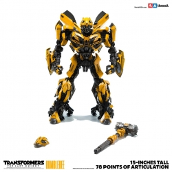 ThreeA - Transformers The Last Knight - Bumblebee Collectible Figure