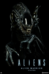Sideshow - Alien Collectibles - Alien Warrior Statue