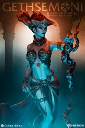 Sideshow - Court of the Dead Collectibles - Gethsemoni Shaper of Flesh Premium Format Statue