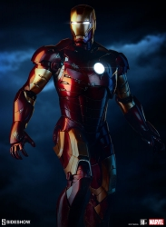 Sideshow - Marvel Collectibles - Iron Man Mark III Maquette Statue