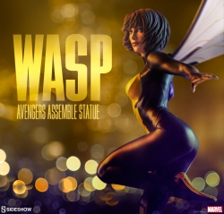 Sideshow - Marvel Collectibles - Wasp Statue