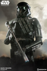Sideshow - Star Wars Collectibles - Death Trooper Life-Size Figure