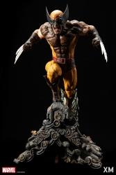 XM Studios - Marvel Comics - Wolverine Brown Costume Premium Collectibles Statue
