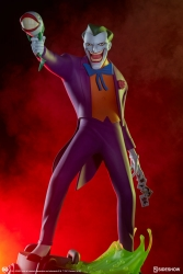 Sideshow - DC Comics - The Joker Animated Series Statue