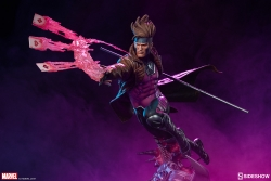 Sideshow - Marvel Collectibles - Gambit Premium Format Statue