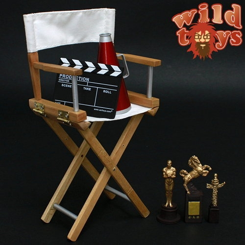 Aci Toys 1 6 Scale Wild Toys Director Chair