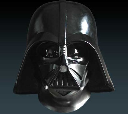 eFX Collectibles - Star Wars - Darth Vader Helmet Limited Edition Prop    Darth Vader Face Vector