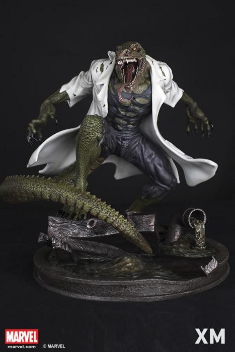 Xm Studios Marvel Comics Lizard Premium Collectibles