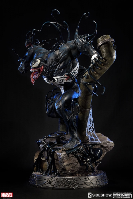 Sideshow Marvel Collectibles Venom Statue