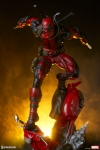 Sideshow - Marvel Collectibles - Deadpool Premium Format Statue