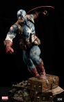 XM Studios - Marvel Comics - Ultimate Captain America Version A Premium Collectibles Statue
