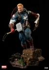 XM Studios - Marvel Comics - Ultimate Captain America Version B Premium Collectibles Statue