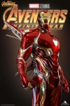 Queen Studios - Marvel 1/2 Scale Iron Man Mark 50 Collectible Statue